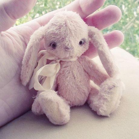миник кролик зая теддик тедди заяц зайчик