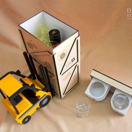 модель машина бар алкоголь мужчине минибар начальнику подарок