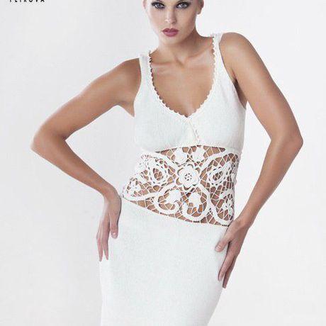 шелк маленькоебелоеплатье белоеплатье роскошь кружево ручнаяработа эксклюзив платье
