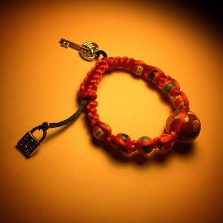 украшение браслет handmade ручная браслетдетский работа подарок