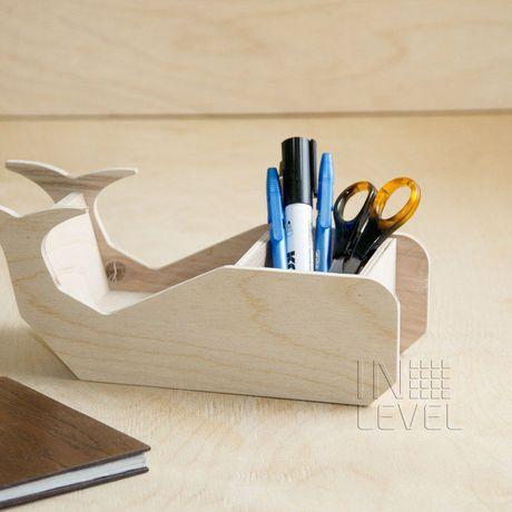 оригинальная кит офис издерева карандаши канцелярия дерево держатель декор ручки деревянная подставка