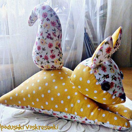 игрушка подушка сплюшка авторская любимому белка белочка любимой подарок