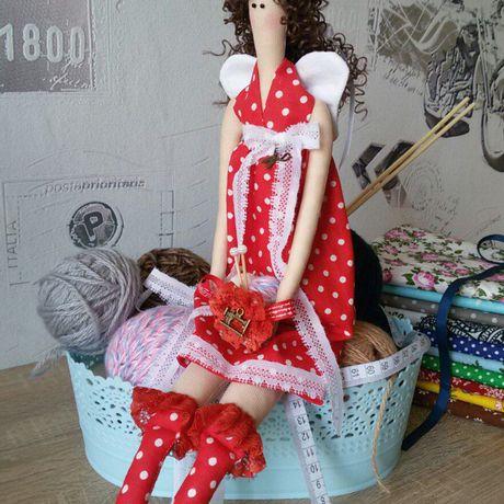 маме кукла тильда швея ангел бабушке деньрождение своимируками подруге подарок тильдаангел