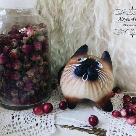 глина котики коты керамика люблюкотиков сиамсие южа