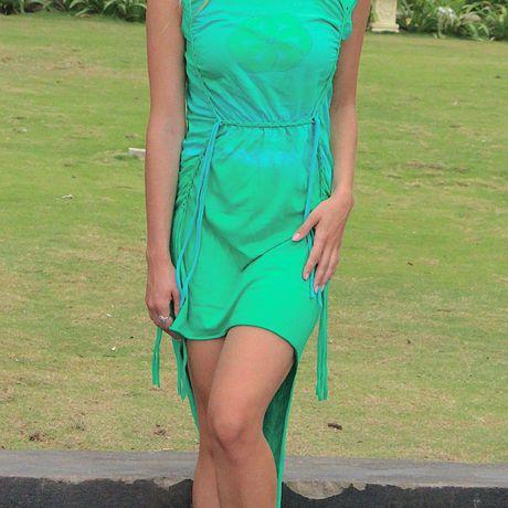 летнееплатье платье красивоеплатье сарафан купить экоткани дляпрогулок легкоеплатье туника москва зеленое лето принт бохо