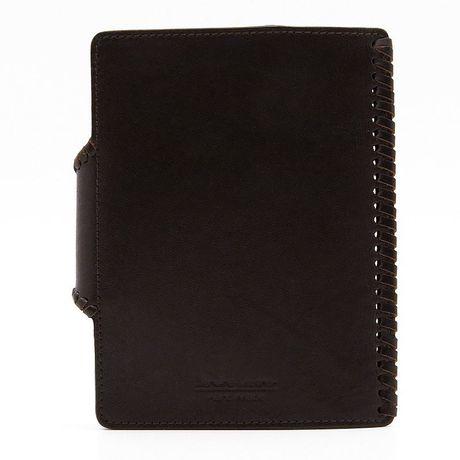 кожаная паспорт handmade обложка