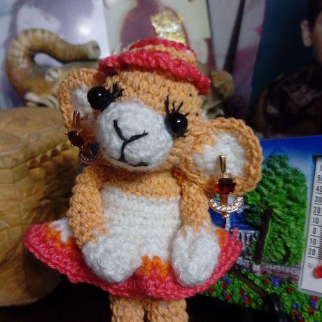 игрушки амигуруми