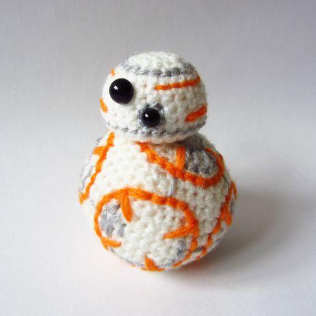 робот handmade starwars дроид звёздныевойны droid amigurumi амигуруми