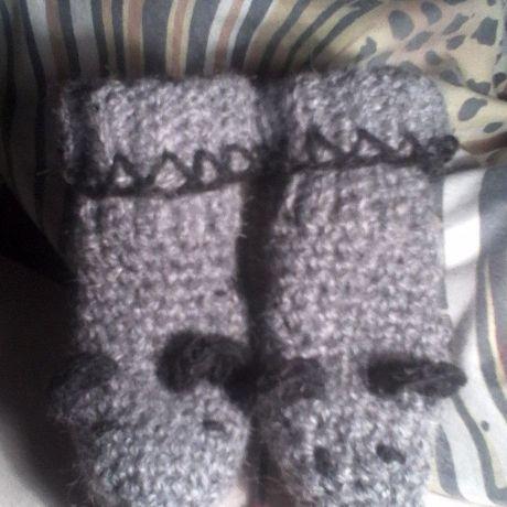 мышки носочки
