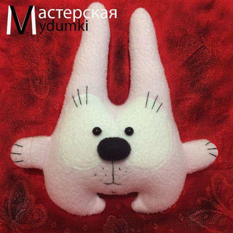 заяц handmade хендмейд игрушкиназаказ мягкиеигрушки ручнаяработа дети