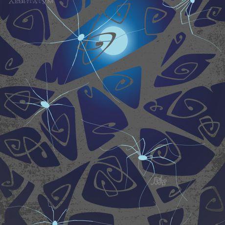 открытки космос звезды ночь посткроссинг postcrossing почтовая postcard звездная