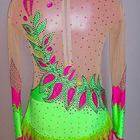 фигурное катание платье выступление нарядное