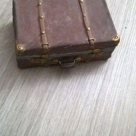 винтаж шкатулка ретро необычное подарок