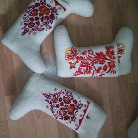 работы подарки ручная работа валенки валенкитепло валенкиручной