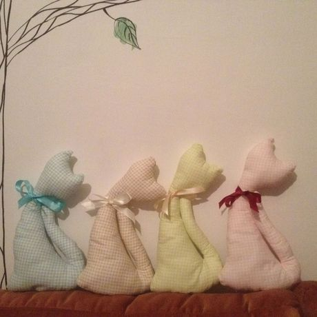 котики подушкаигрушка