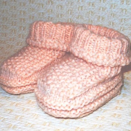 спицы ручная вязание купить пинетки обувь носки работа шерсть подарок дети
