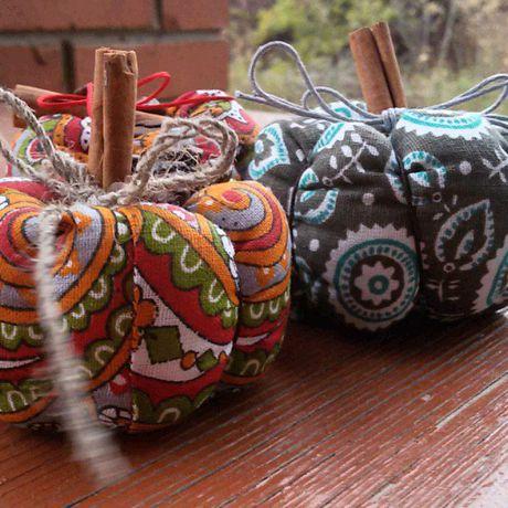 тыква ароматные урожай тильда аромат палочки осень овощи корица кофе подарок