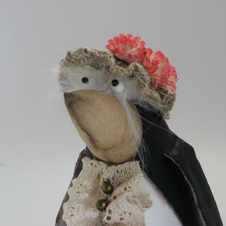 пингвинтекстильныеигрушкикуклы ручнойработышитыеигрушкиптицы