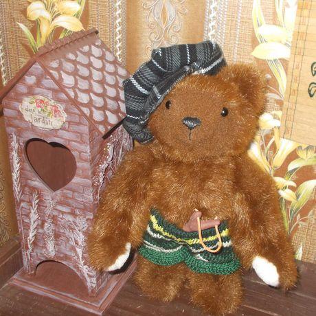 теддиавторская игрушкаигрушечный мишка тедди