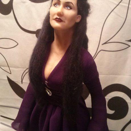 авторская игра престолов мелиссандра ксении орловой кукла куклы