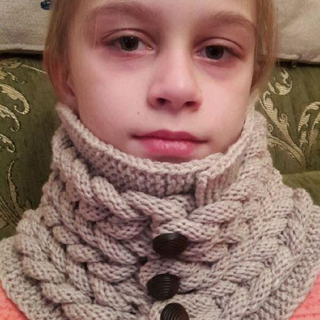 шарф снуд аксесуарыдляженщин