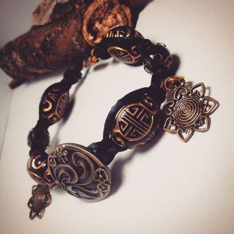 талисман украшение браслет оберег handmade ручная работа подарок