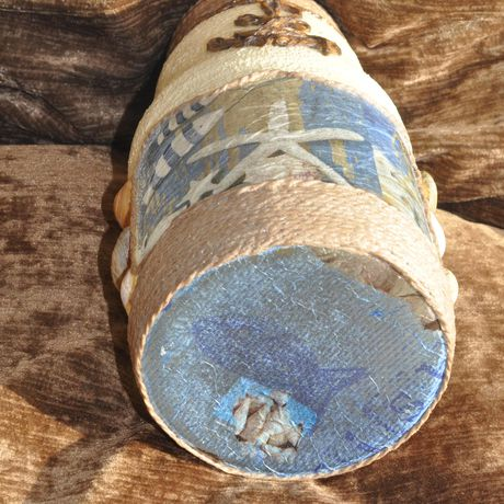 стекляннаяваза вазавморскомстиле подаривазуручнойработы вазаручнойработы вазадляцветов необычныйподарок подарок