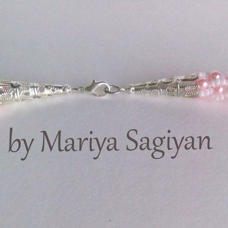 украшения бисер девушки женщины вязаный для необычный жгут подарок турецкий