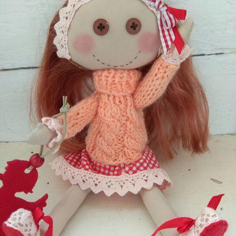 работы ручной кукла
