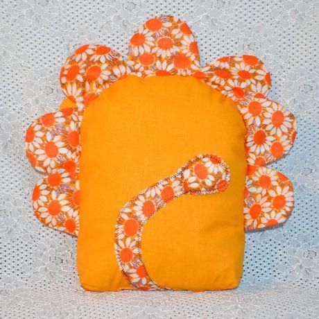 лёва обнимашки игрушка подушка детская интерьер львенок подарок дети