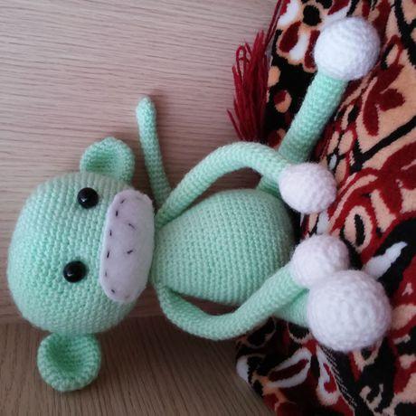 вязаныеигрушки связанослюбовью вязаныемечты игрушки вязание