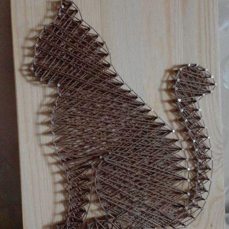 украшение панно кошка декор дерева 8 деревянный из доски интерьерное кошкой с на марта интерьерные подарок