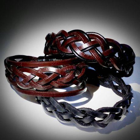 хэндмэйд handmade кожа ручнаяработа браслет