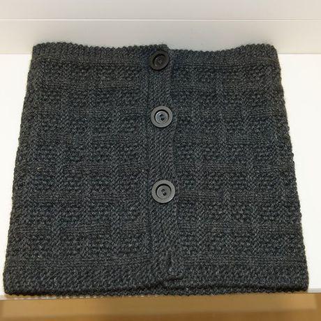 вязание_спицами мужской_шарф шарф_вязанный шарфик рукоделие handmade ручнаяработа шарф снуд
