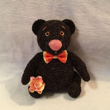 игрушка медведь мишка ручнаяработа