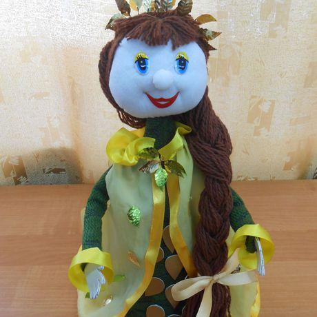 кукла ручнаяработа подарок