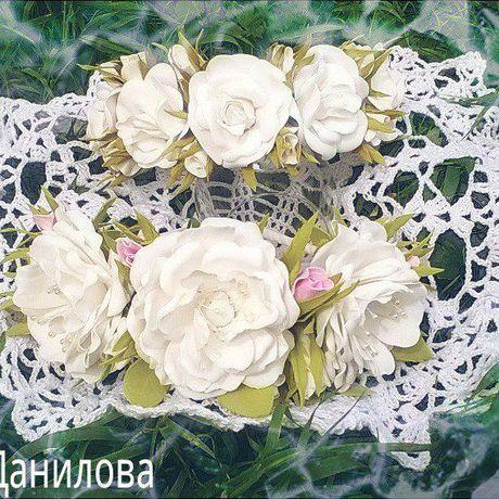 волос цветами невесты цветочный аксессуры украшения ободок для с