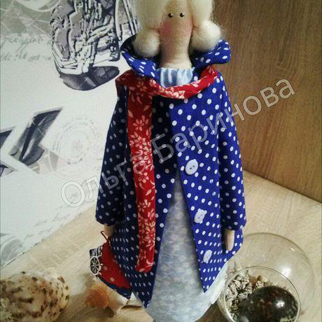 кукла тильда интерьерная руками своими подарок