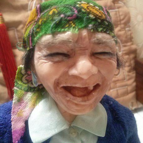 глина кукла куклы полимерная ручная работа ксении орловой
