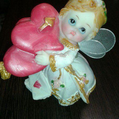 статуэтка валентинка деньвлюбленных любовь купидон святойвалентин 14февраля