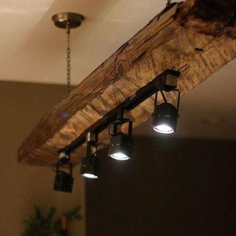 необычное деревянные люстра изделия винтаж подарок