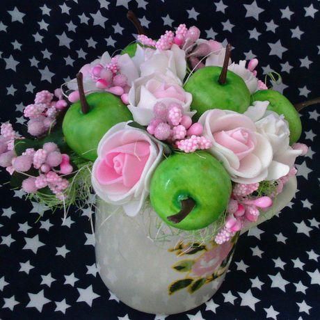 декор своимируками цветы подарок