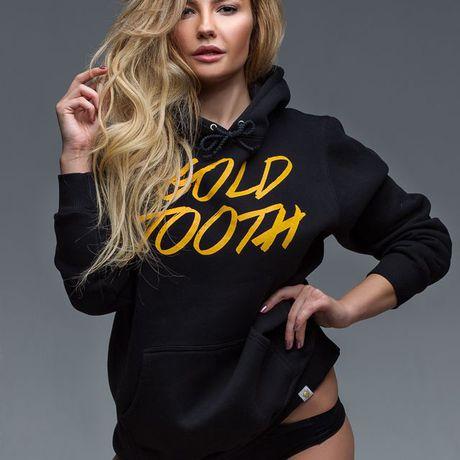 бренд goldtoothco уличнаяодежда хлопок одежда кофта питер