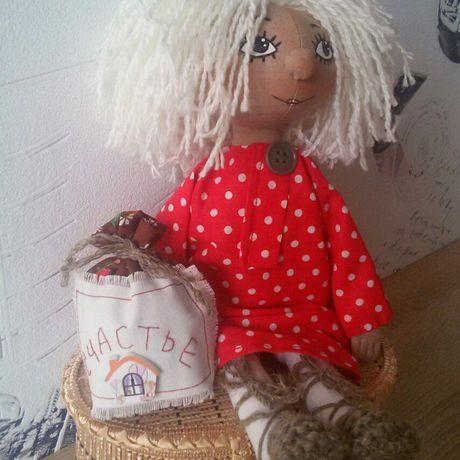 подарок домовой игрушка кукла праздник кузя