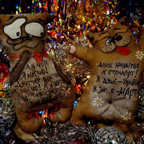 ручная_работа игрушки подарки чердачные_игрушки сувениры кофейные_игрушки