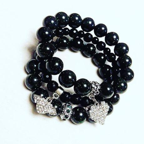 handmade agate браслеты украшения мода