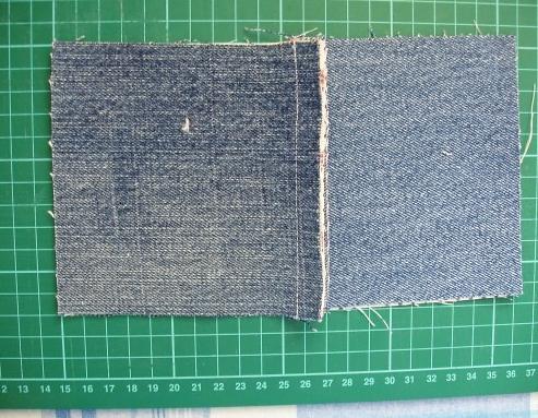 Лоскутное шитье из джинсов 4