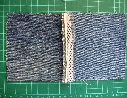 Лоскутное шитье из джинсов 5