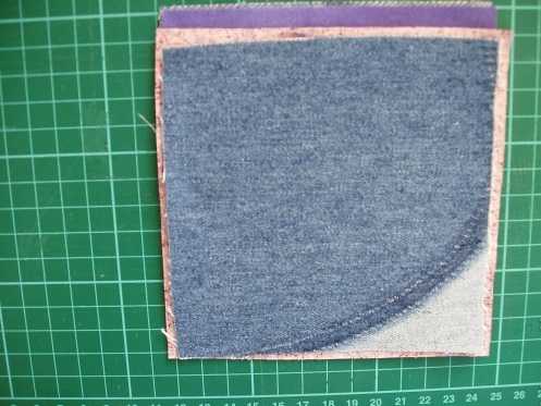 Лоскутное шитье из джинсов 3