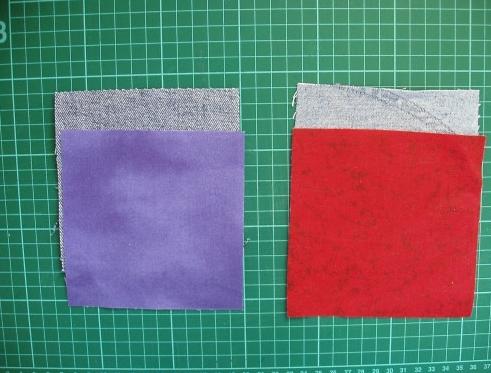 Лоскутное шитье из джинсов 2